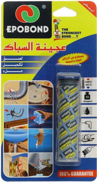 Epobond Dough Plaster Adhesive, White