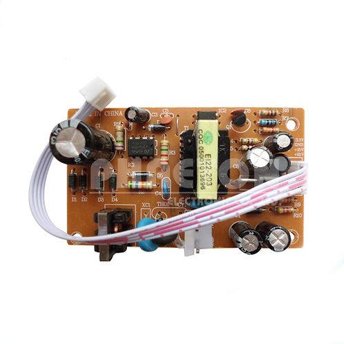 دائرة بور ريسيفر 15 فولت DVB - 001