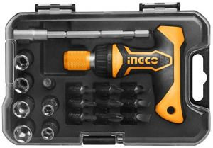 Ingco screwdriver set 18 pcs