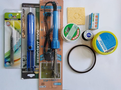 Mobile and electronic maintenance kit code 00114