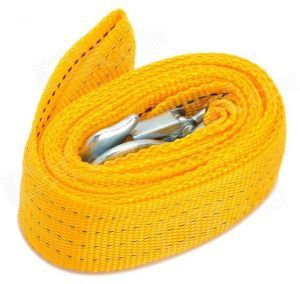 A 3-ton fabric rope for car lifting