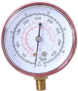 CR-423 Imperial pressure gauge