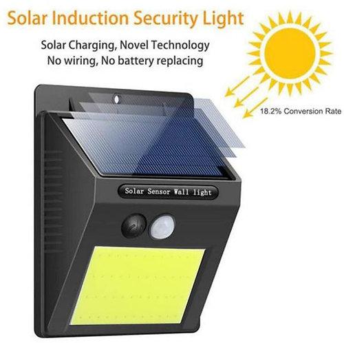 Solar flood light 20 LED