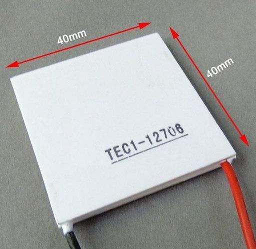 مبرد بليتر كهربائي حراري TEC1-12706