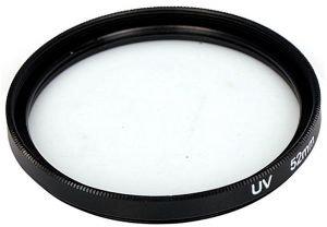 Camera lens filter 52 mm