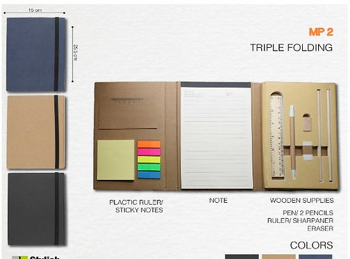 Office kit for writing notes