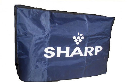 Air conditioner cover for Sharp outdoor unit 1.5 hp