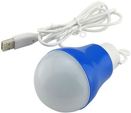 Rechargeable USB emergency bulb