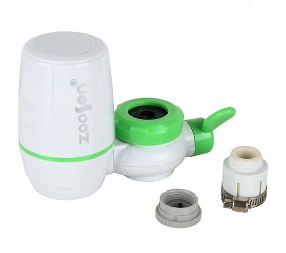 Ceramic faucet filter