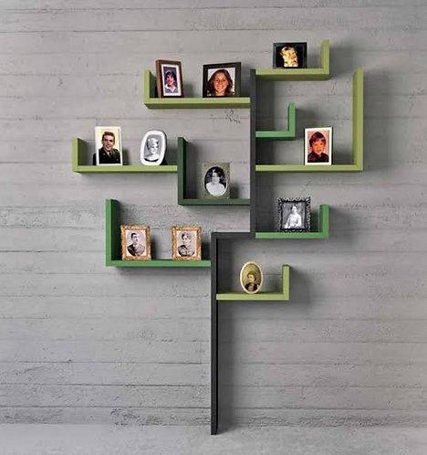 High quality wood shelf 80 cm long