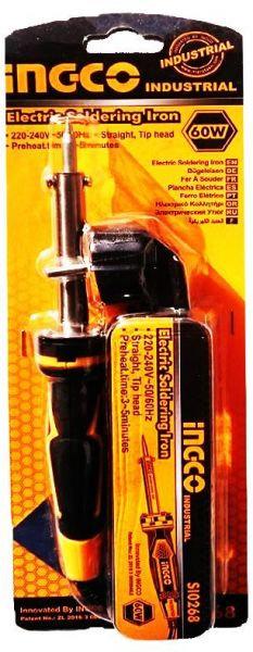 Straight soldering iron 60 watt