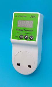 جهاز الحمايه ضد ارتفاع التيار الكهربى 15 امبير
