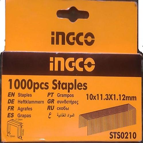 STS0210 stapler stapler number of staples