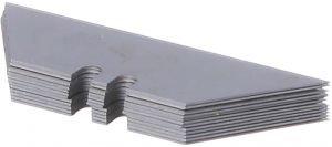 Stainless steel 12-piece blade set