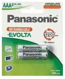 Panasonic NI-MH rechargeable battery