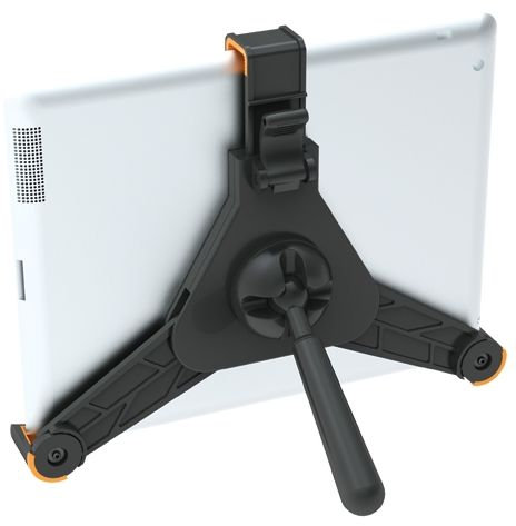 IPad holder and tablets