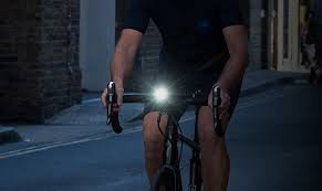 Front wheel searchlight 150 lumens