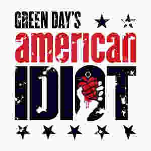 Green Day's American Idiot logo