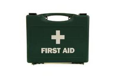 Travel First Aid kit car/van BS8599/2