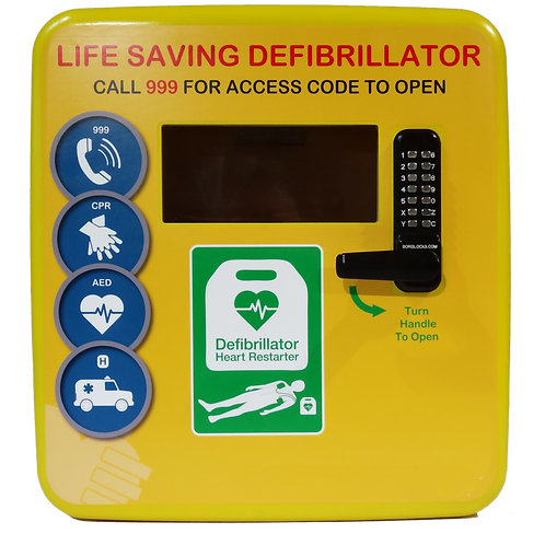 Outdoor Defibrillator Cabinet