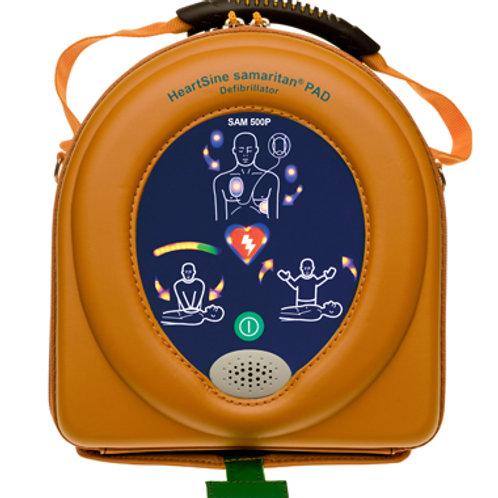 HeartSine 500p Semi Automatic Defibrillator (AED)