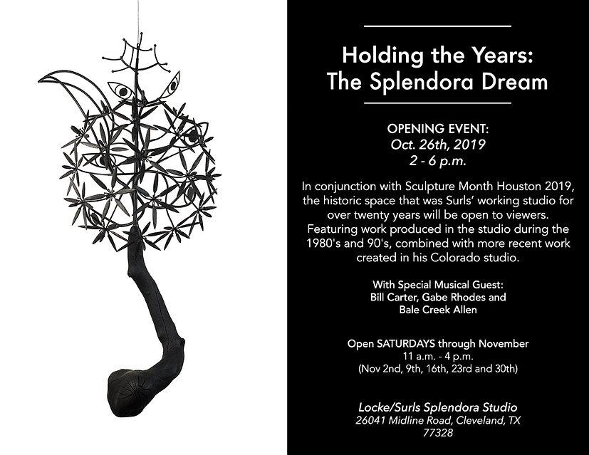 Holding the Years: The Splendora Dream