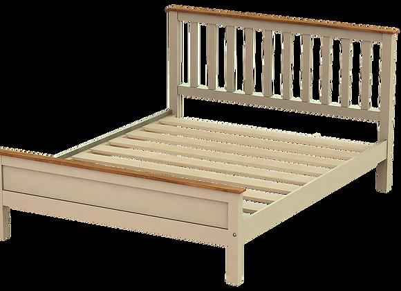 Annagh Ivory Bed Frame