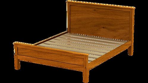 Pippy Oak Bed Frame