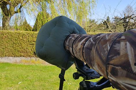 Moufle anti bruit blimp