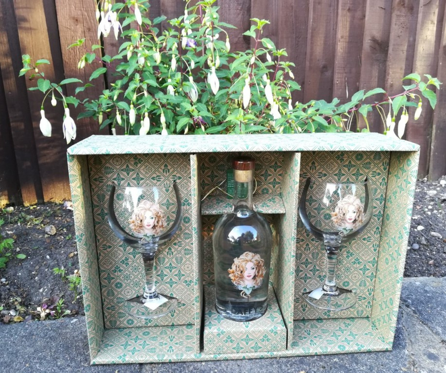 Daffy's gin set from Flavourly