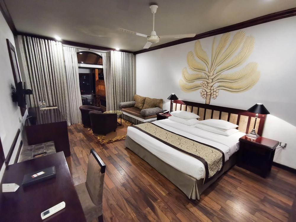 Bedroom in Cinnamon Loge Habarana
