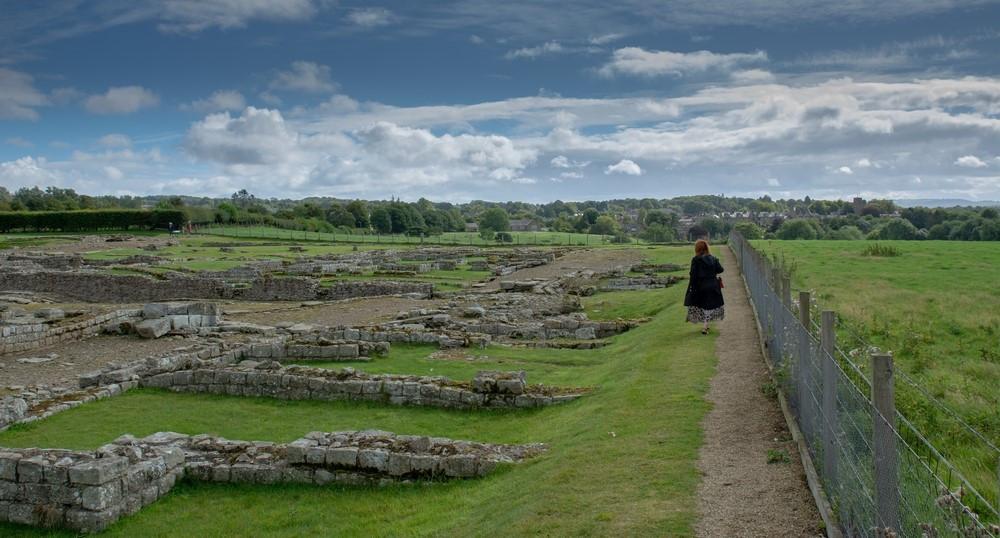 Corbridge Roman Fort and Town