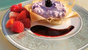 Seasonal cooking: Bountiful blackberries  - something alcoholic, something savoury, and dessert.