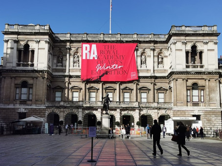 The Royal Academy Winter Exhibition 2020