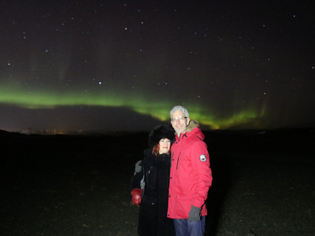 Travel Bucket List - The Northern Lights and Iceland