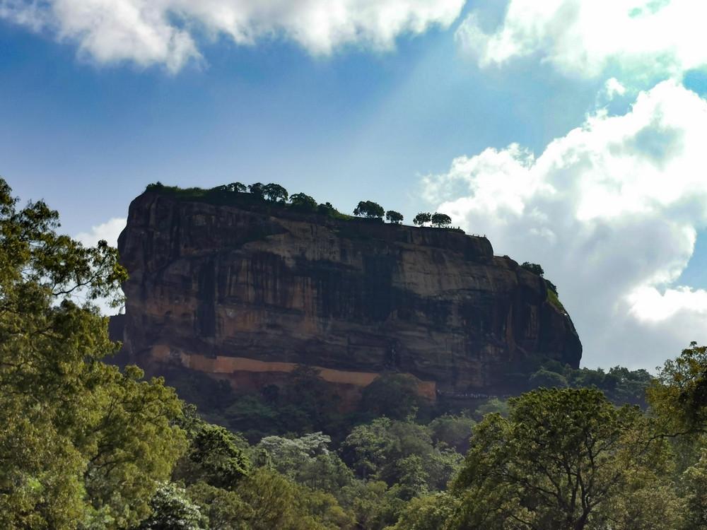 Sigiriya 'Lion Rock' Fortress