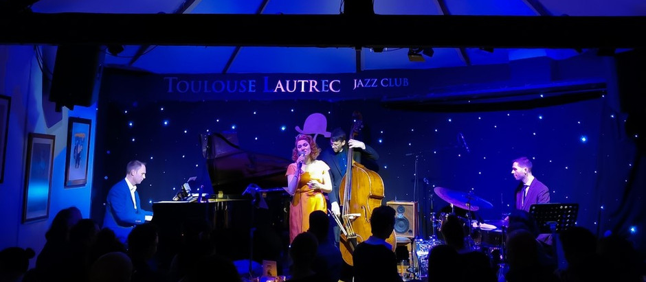 All that Jazz in Kennington - a review of Toulouse Lautrec Jazz Club