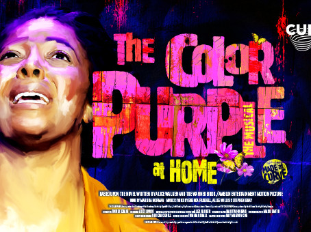 Review of the award-winning musical The Color Purple streamed to your home