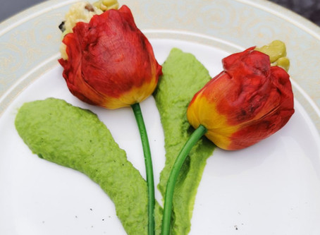 Stuffed Tulips