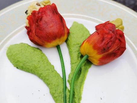 Stuffed Tulips