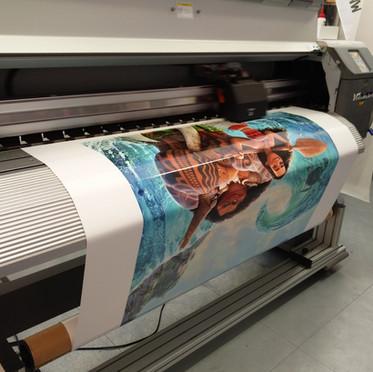 Stampa digitale grande formato