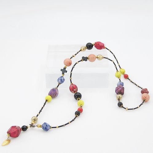 Arusha Long Necklace