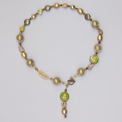 Corfu Necklace