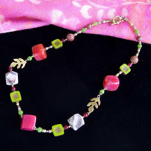 Palm Springs Necklace