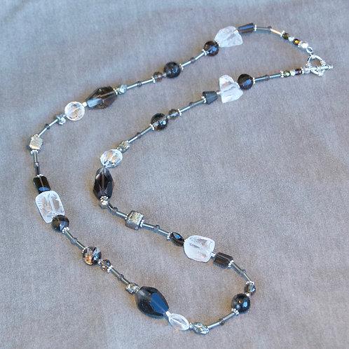 Woodlands Long Necklace