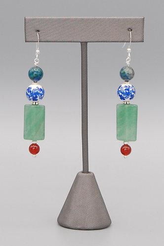Dynastic Treasures Earrings