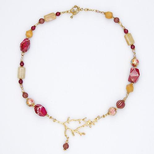 Tea Garden Necklace