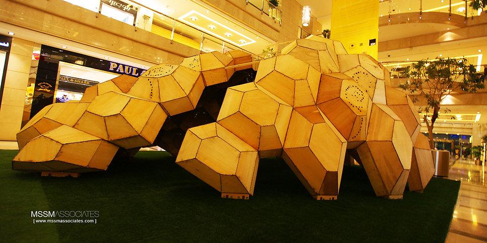 Pavilion {6} Kuwait