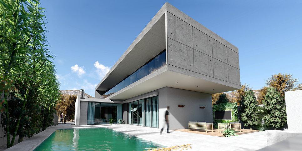 Antiphasis House Frenaros