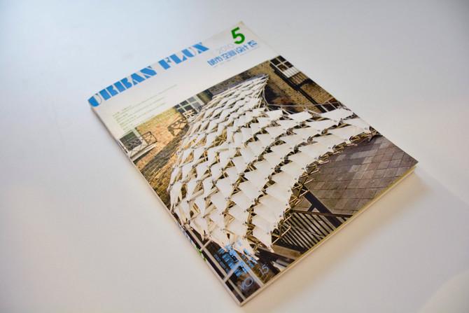 'Urban Metabolic Growth' Published in Urban Flux Magazine